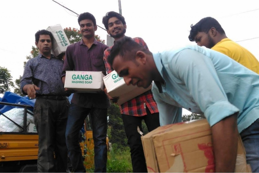 Kerala Flood relief_blog photo1